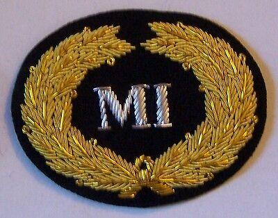 Civil War Union Army State MI Michigan ID Hat Uniform Unit US Cap Officer Badge