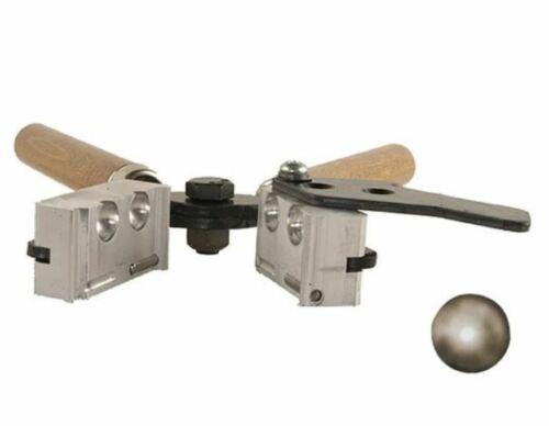 Lee 2-Cavity Bullet Mold - 451 Diameter - Round Ball  - 90440 New!