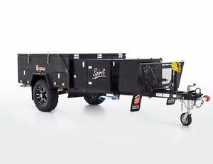Mars Camper Front Folding Camper w Ind Suspension Wingfield Port Adelaide Area Preview
