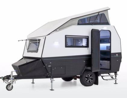 Mars Ares Caravan