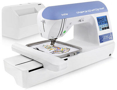 BROTHER SE1800 Embroidery Sewing Quilting Machine w/ Bonus Starter kit