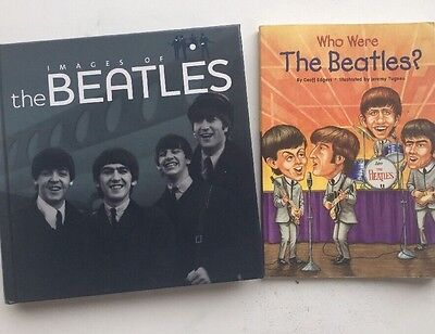 Images of The Beatles W/Bonus Who Were The Beatles? Book. (Who Were Beatles)