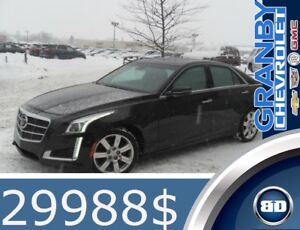 2014 Cadillac CTS Sedan Performance AWD