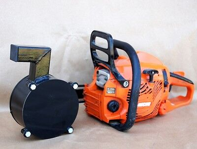 Portable Rock Crusher Powered By Chainsaw Sampling Crusher New Fit Stihl170-250