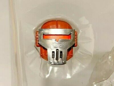 Marvel Legends CRIMSON DYNAMO HEAD Build A Figure IN HAND Winter Soldier BAF 🔥