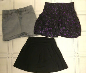 Girls Skirts Age 12/14