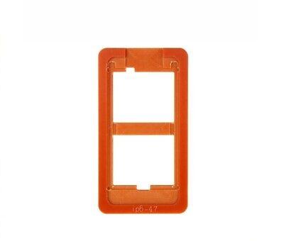 MOLDE PARA EL PEGADO DEL CRISTAL AL LCD DISPLAY PARA IPHONE 6