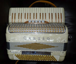 Caruso accordion for sale Peterborough Peterborough Area image 1