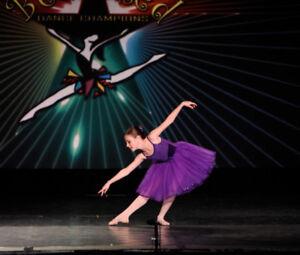 Girl's ballet tutu- Purple