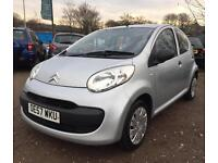 2008 Citroen C1 1.0i Vibe 4dr Petrol £20 A Year Road Tax PX TO CLEAR