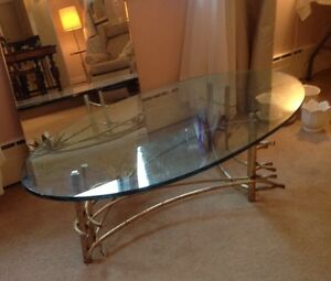 Beautifull Glass Coffee Table West Island Greater Montréal image 2