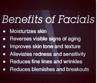 Facials (for women's only )