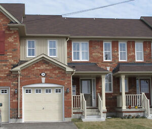 Gorgeous Townhouse in Stouffville