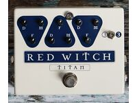 Red Witch Pedals - Titan [Mint Condition]