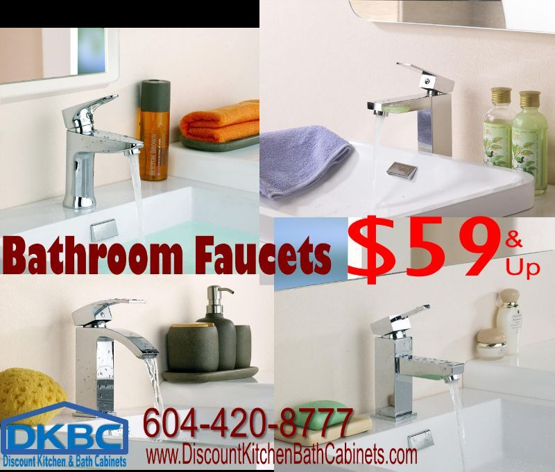 Bathroom Faucets Dkbc Discount Kitchen Bath Cabinets
