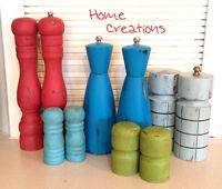 Unique home crafted furniture and home decor and so much more!