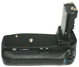 BG-E9 Battery Grip Canon pour EOS 60D