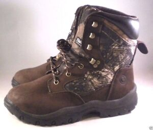 Outdoor Gear Thinsulate Camouflage Boots Size: 8.5 M - Medium Peterborough Peterborough Area image 2