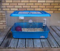 Large Cage, Small Animal with Accessories, Rabbit, Rat