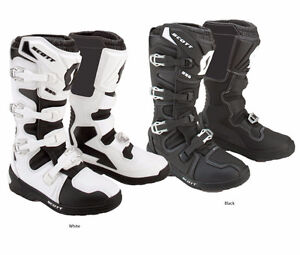 SCOTT 250 MX RIDING BOOTS NOW $100.00 OFF AT OUTABCK