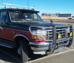 1996 Ford E-350 Dually Pickup Truck