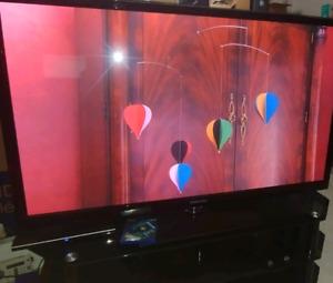 Tv samsung plasma 3d 59 pouces