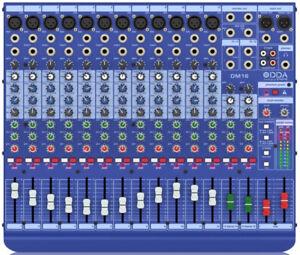 Console DDA DM16