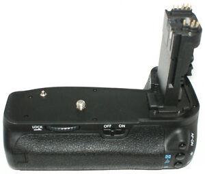 BG-E9 Battery Grip Canon pour EOS 60D