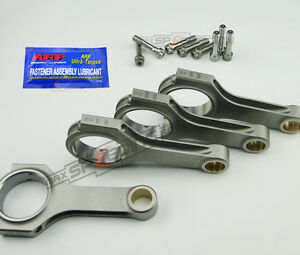 Fiat-Lancia-Delta-integrale-2-0-16v-H-Beam-Connecting-Rod-Conrod-Con-Rods-ARP