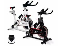 IC300 Indoor Cycling Bikes 18kg Two-way Flywheel 12 Month Warranty   Daddy Supplements