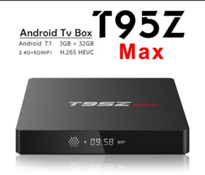 FAST NEW ANDROID 7.1  BOX  3GB/32GB  OCTA CORE FULLY SETUP