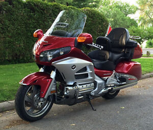Gorgeous Modern and Kitted-out Goldwing GL 2012
