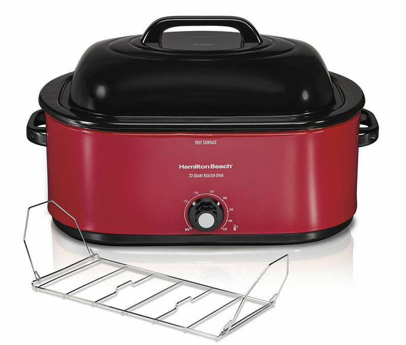 Hamilton Beach 32231 28 LB Turkey Roast Oven