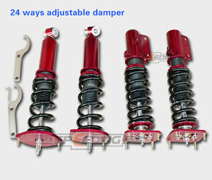 Mazda RX7 FC3S 86-91 Adjustable Coilover Coilovers Damper kit suspension