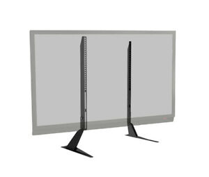 TABLE TOP TV STAND, TABLE TV MOUNT, TV SCREEN STAND BRACKET