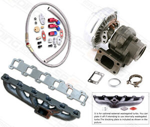 Nissan-Safari-Patrol-4-2L-TD42-TD42T1-GU-GQ-Y60-Turbo-Manifold-Turbocharger