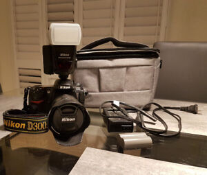 Nikon D300s and 16-85VR Lens