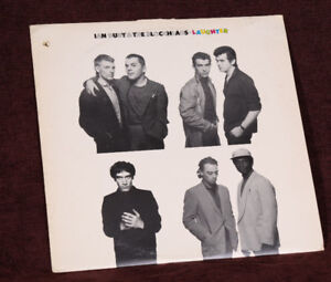 Original Pressing Ian Dury and the Blockheads…Laughter