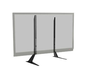 UNIVERSAL TABLE TOP TV STAND, TABLE MOUNT, TV STAND BRACKET for sale  Toronto