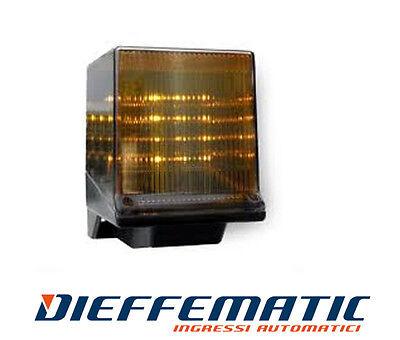 Miglior prezzo FAAC LIGHT 230V LED 410023 230 IP55 FAACLIGHT LAMPEGGIANTE LAMPEGGIATORE