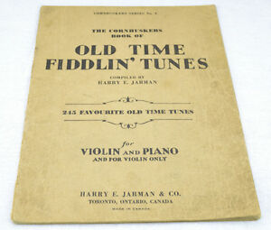 Old Time Fiddlin Tunes - Cornhuskers Series No 4