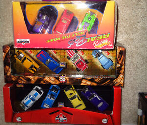 Hotwheel Sets 32 Ford Mustang Chevy Willy's Nitro Nomad Amx