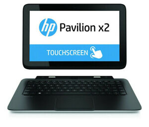 """13"""" HP 2 IN 1 DETACHABLE TOUCHSCREEN LAPTOP FOR SALE"""