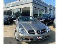 2007 Mercedes-Benz SLK 1.8 SLK200 Kompressor 2dr Convertible Petrol Automatic