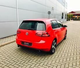 2013 63 reg Volkswagen Golf 2.0 ( 230ps ) ( Performance Pk ) + DSG + LEATHER