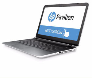 LIKE NEW HP PAVILION TOUCH SCREEN! CORE i3! 8GB RAM!