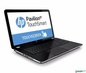 """HP 17.3"" TOUCHSCREEN  LAPTOP"""