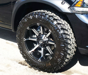 Fuel wheels and tires