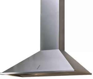 "Sirius wall series range hood 30"" wide"