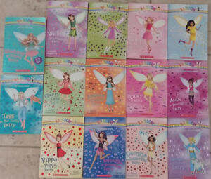 Rainbow Magic Fairies Chapter Books 14 Scholastic Books
